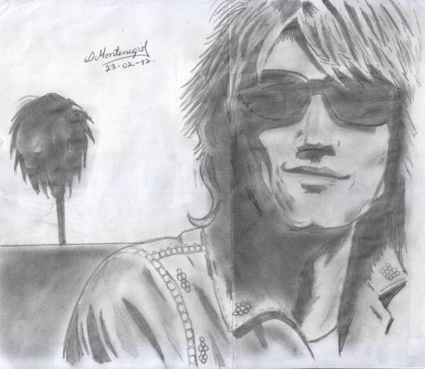 Jon Bon Jovi by Katherinemars